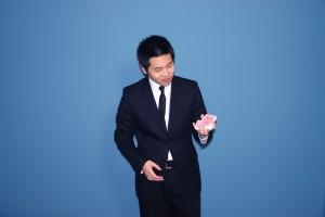 New Jersey Magician Sam Shin
